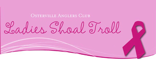 OAC Ladies Shoal Troll scheduled for July 27th, 2013
